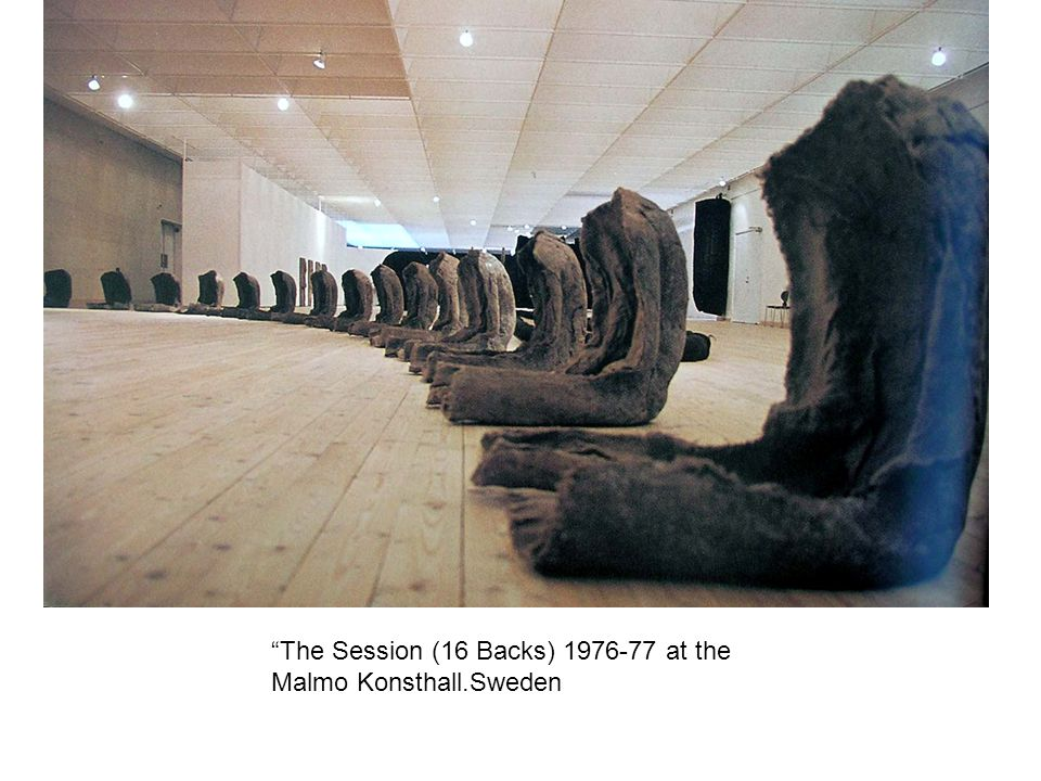 The Session (16 Backs) 1976-77 at the