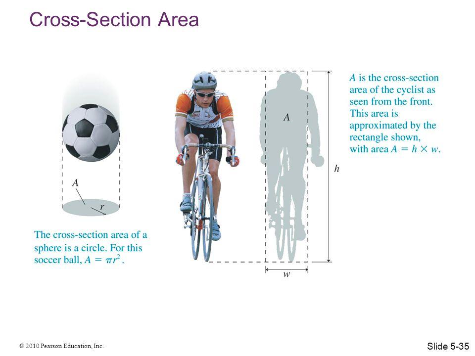 Cross-Section Area Slide 5-35