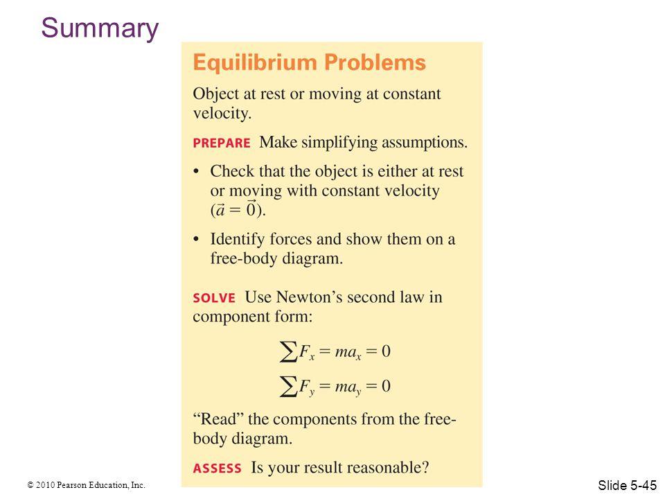 Summary Slide 5-45