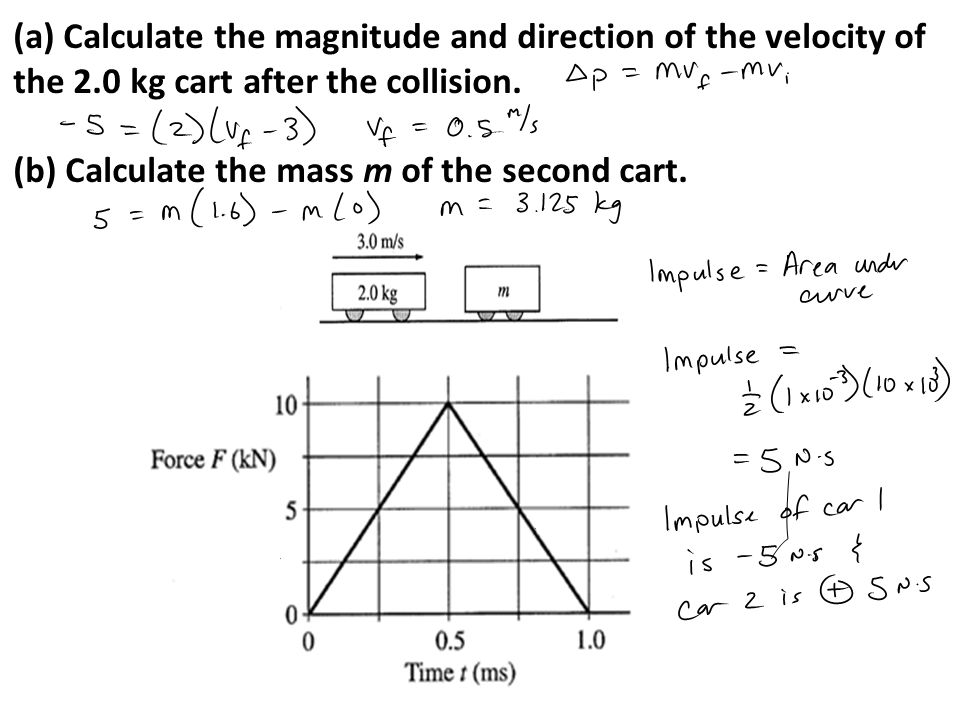 (a) Calculate the magnitude and direction of the velocity of the 2