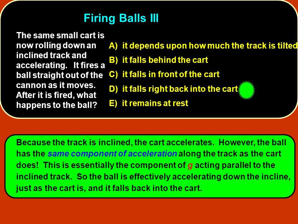Firing Balls III