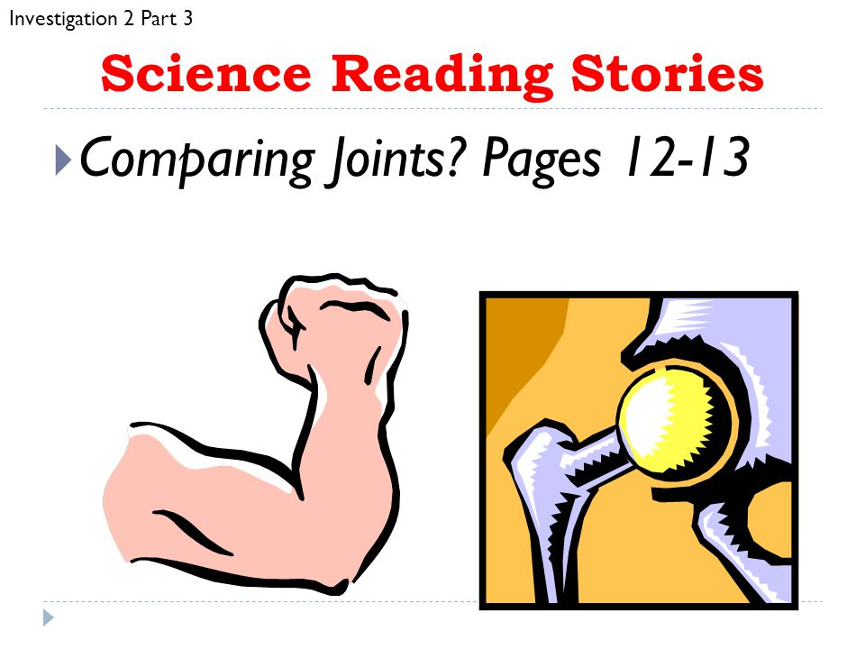 Science Reading Stories