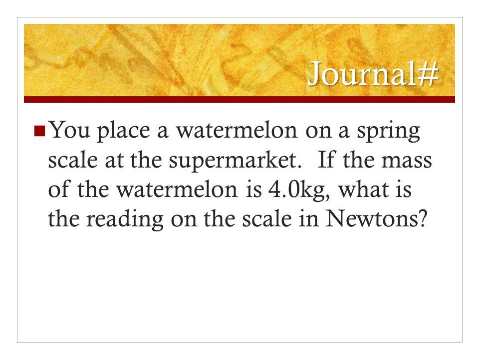 Journal#