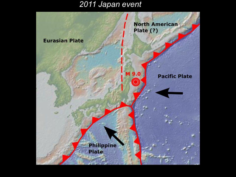 2011 Japan event
