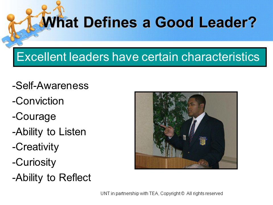 What Defines a Good Leader