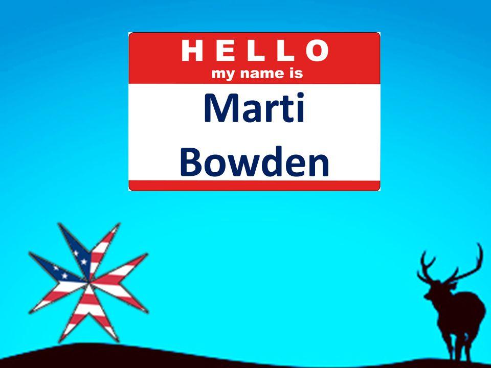 Marti Bowden