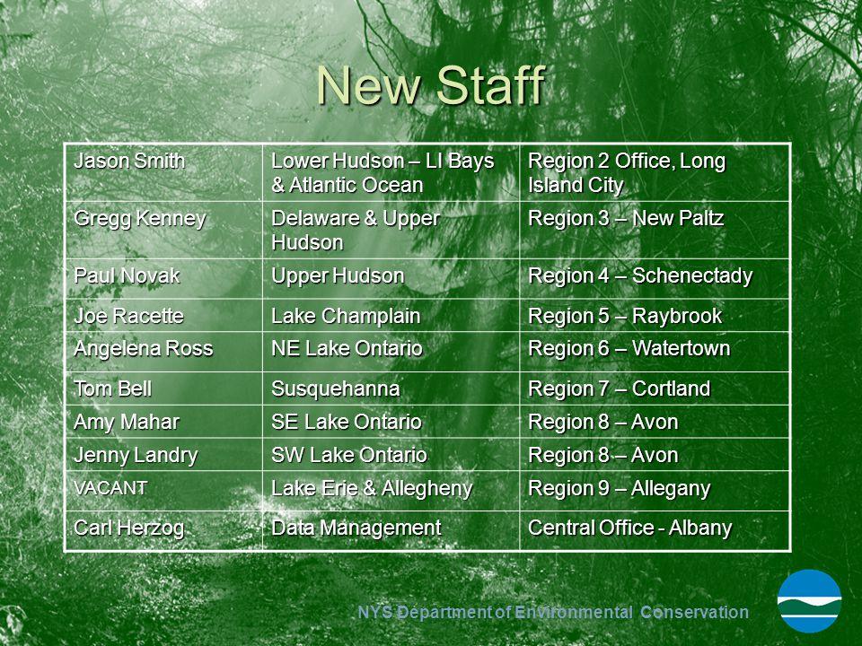 New Staff Jason Smith Lower Hudson – LI Bays & Atlantic Ocean