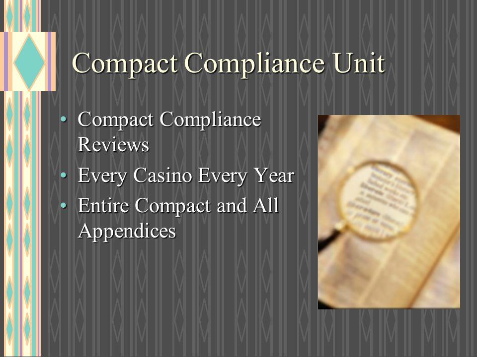 Compact Compliance Unit