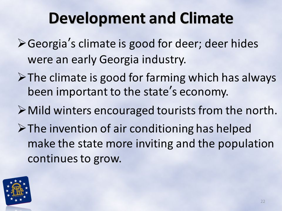 Development and Climate