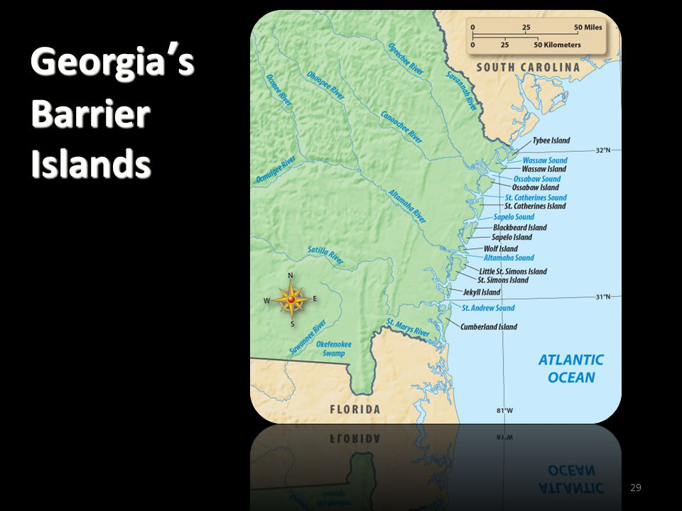 Georgia's Barrier Islands