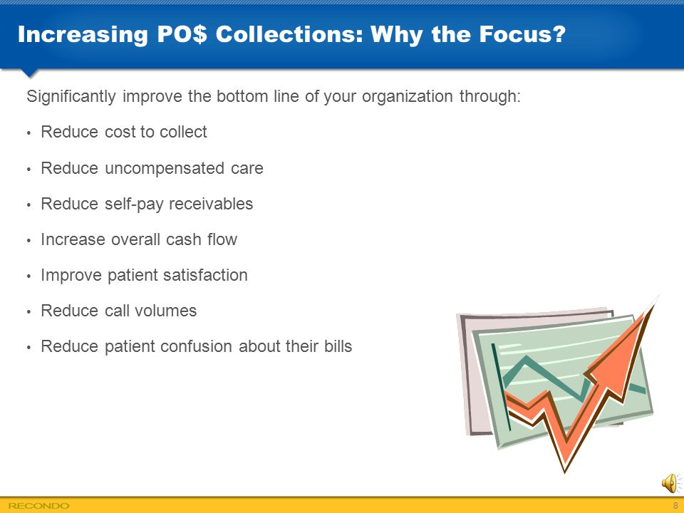 Increasing PO$ Collections: Why the Focus
