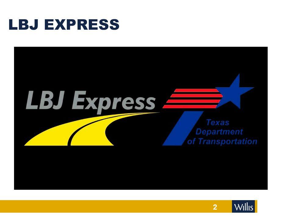 LBJ EXPRESS