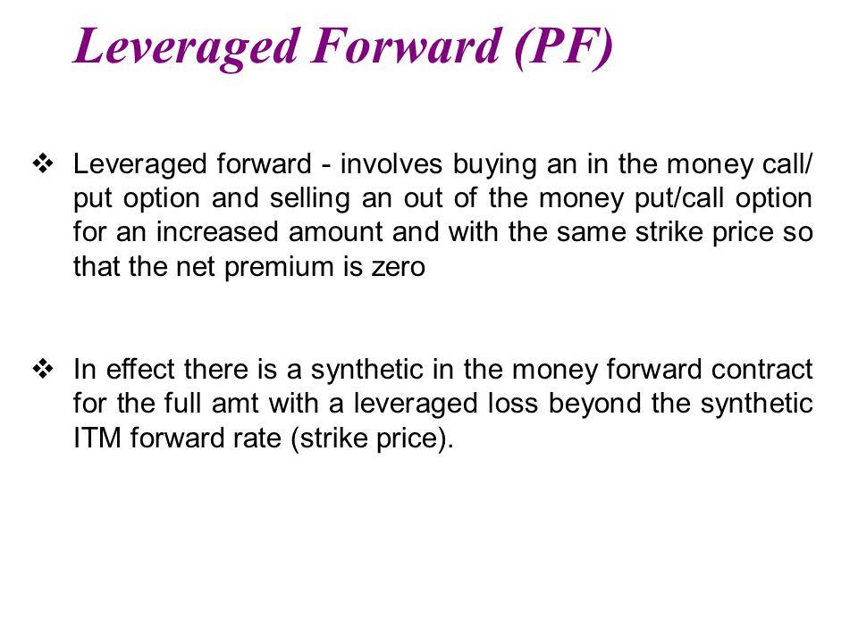 Leveraged Forward (PF)