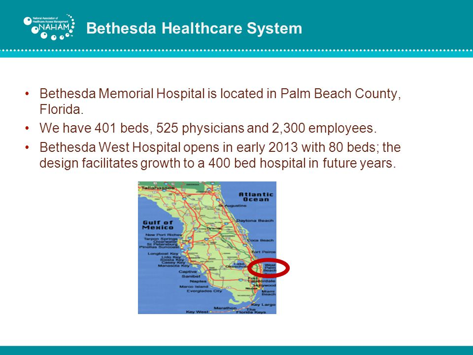 Bethesda Healthcare System