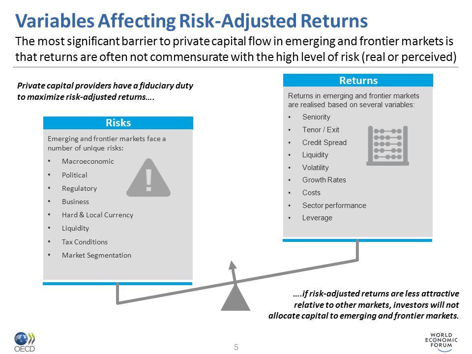 Variables Affecting Risk-Adjusted Returns