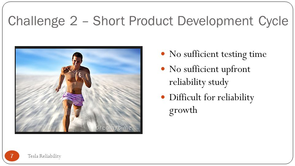 Challenge 2 – Short Product Development Cycle