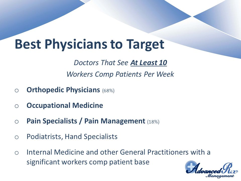 Best Physicians to Target
