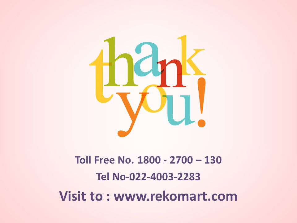 Visit to : www.rekomart.com