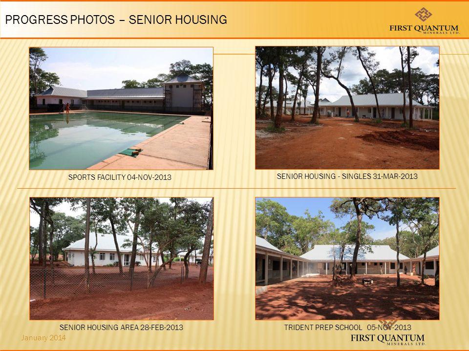 PROGRESS PHOTOS – SENIOR HOUSING