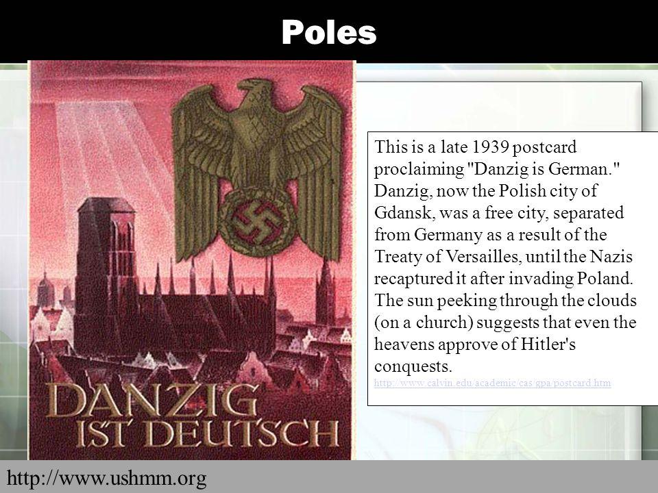 Poles http://www.ushmm.org