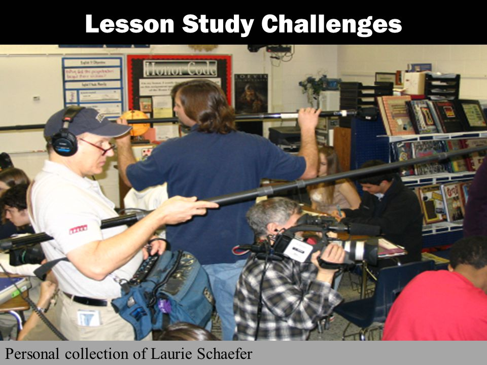 Lesson Study Challenges