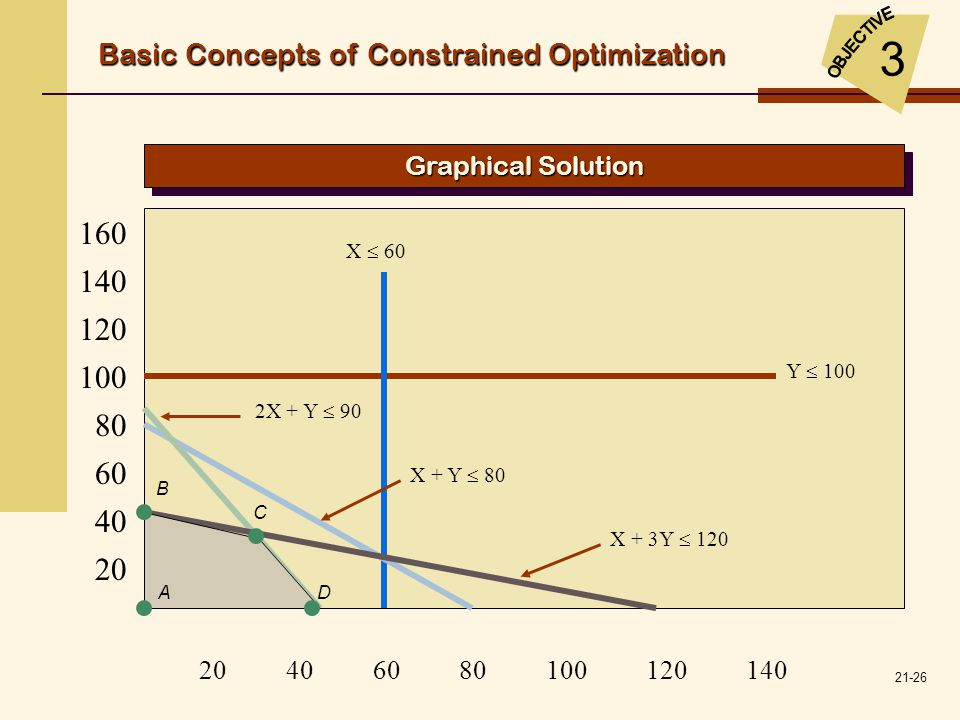 Basic Concepts of Constrained Optimization