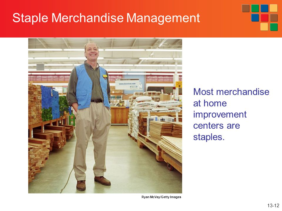 Staple Merchandise Management