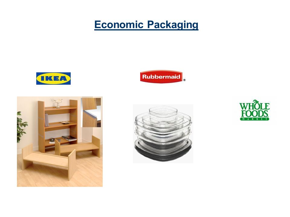 Economic Packaging