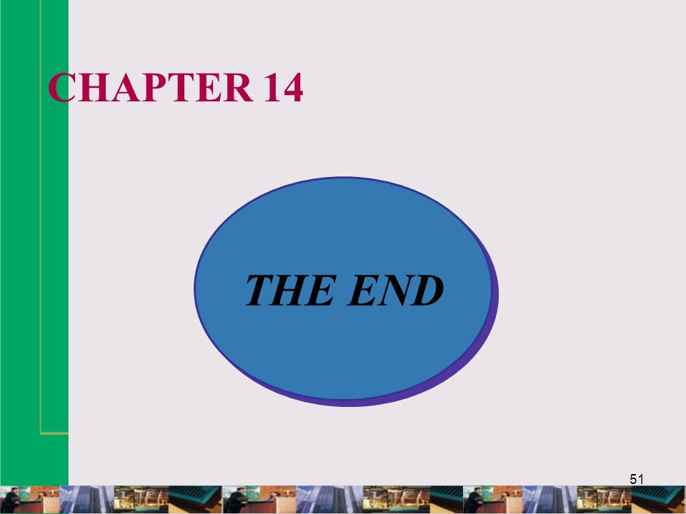 CHAPTER 14 THE END