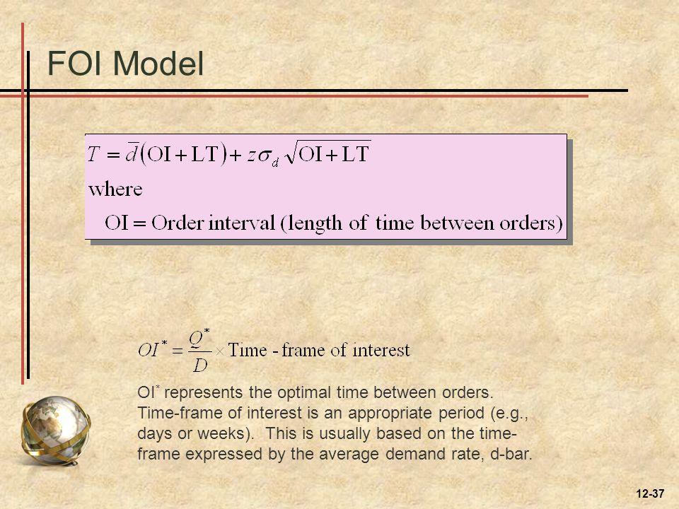 FOI Model