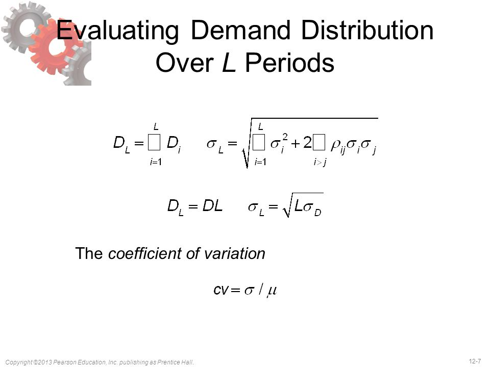 Evaluating Demand Distribution Over L Periods