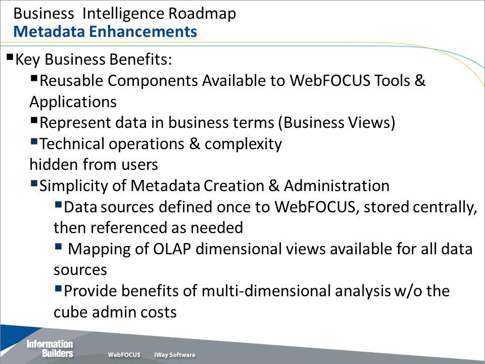 Business Intelligence Roadmap Metadata Enhancements