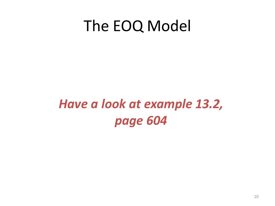 Have a look at example 13.2, page 604