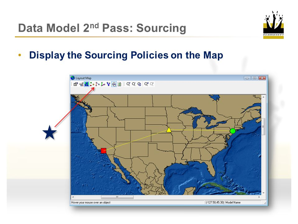 Data Model 2nd Pass: Sourcing