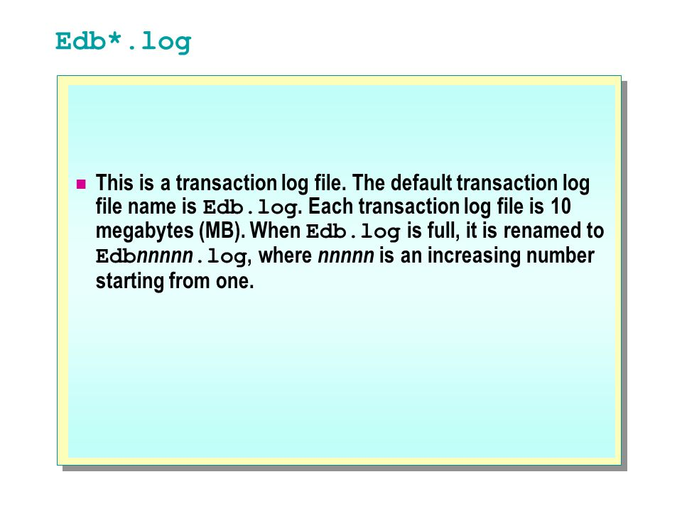 Edb*.log