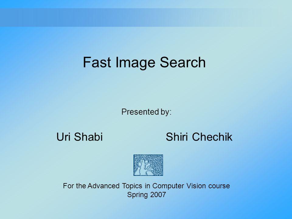 Uri Shabi Shiri Chechik
