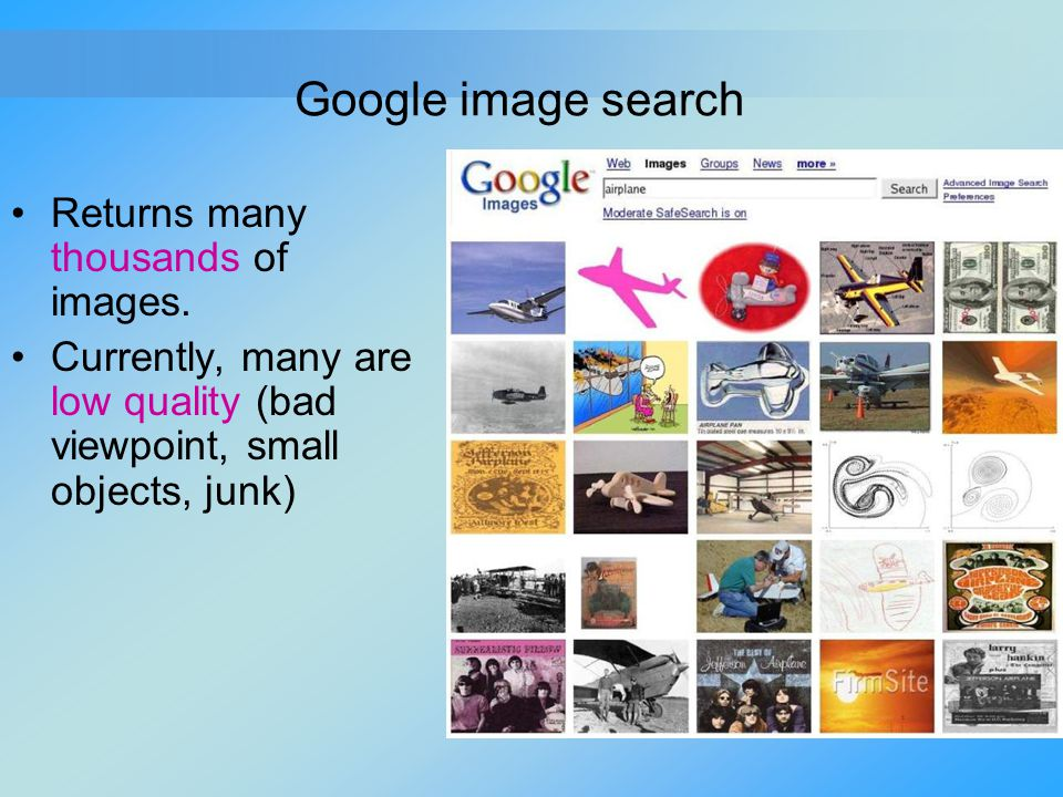 Google image search Returns many thousands of images.