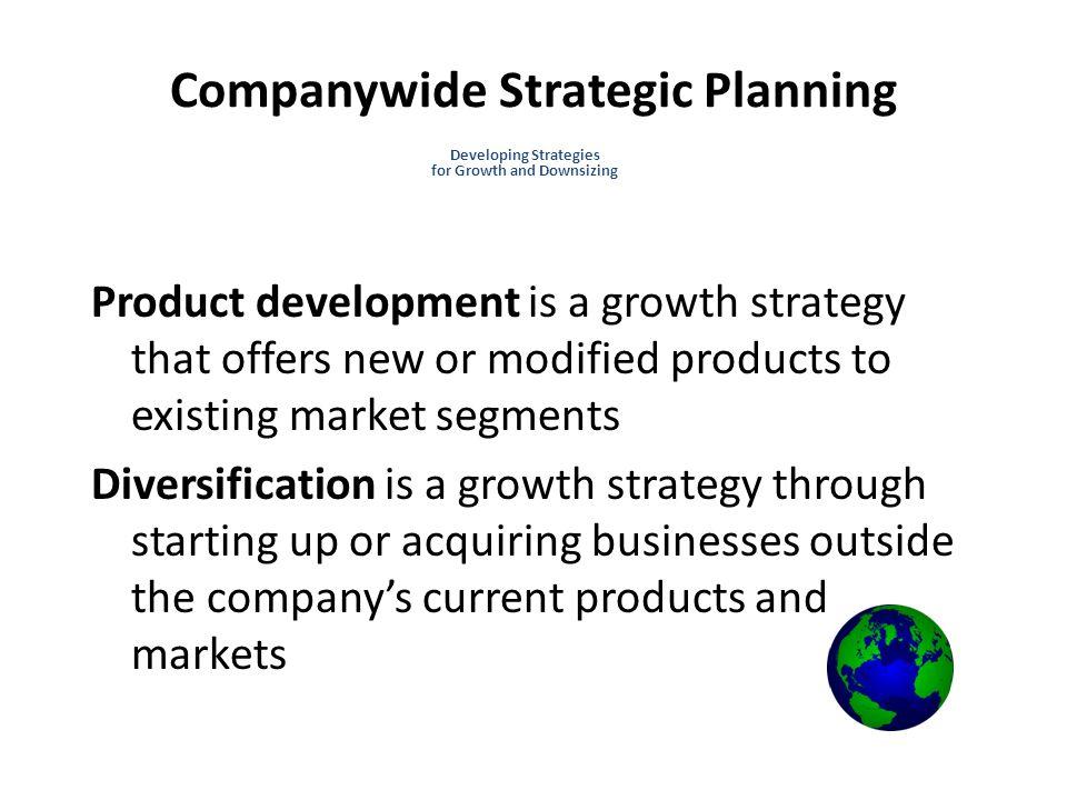 Companywide Strategic Planning