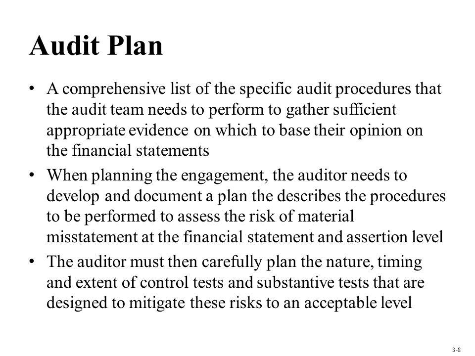 Audit Plan