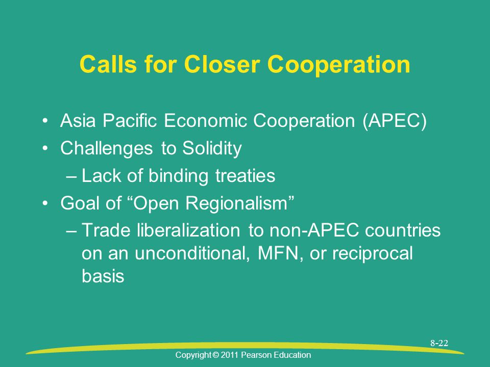 Calls for Closer Cooperation