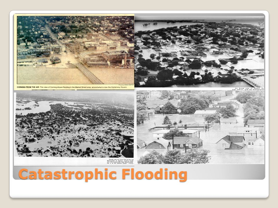 Catastrophic Flooding