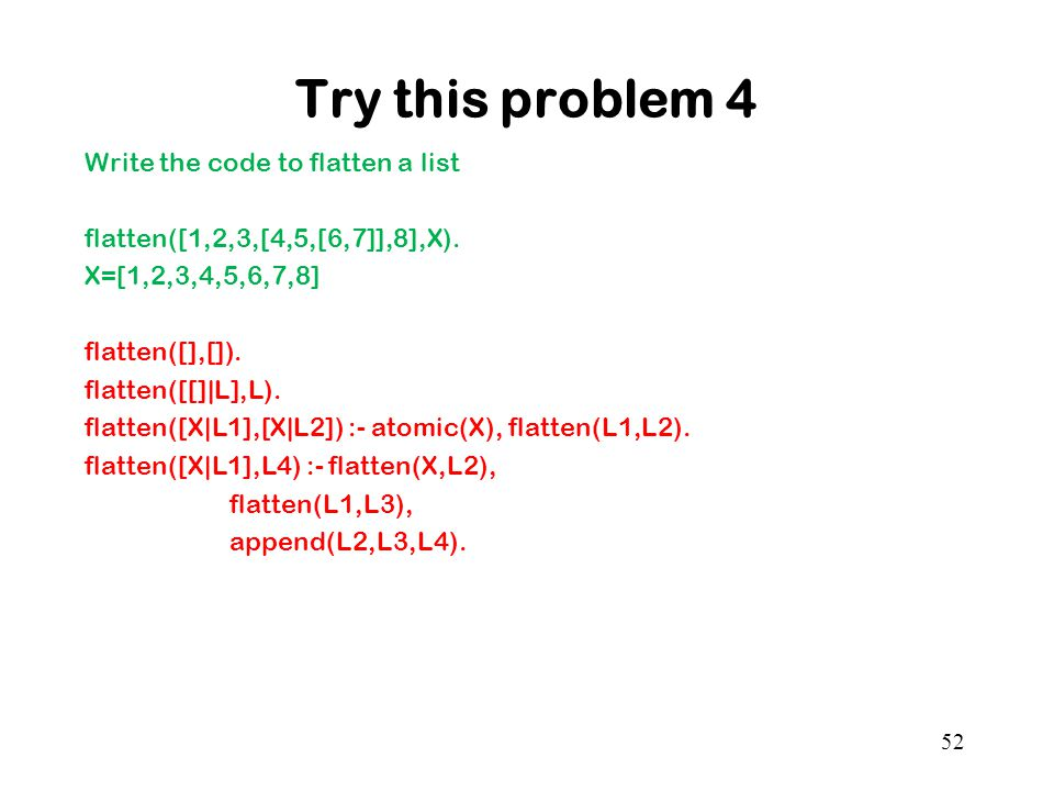 Try this problem 4