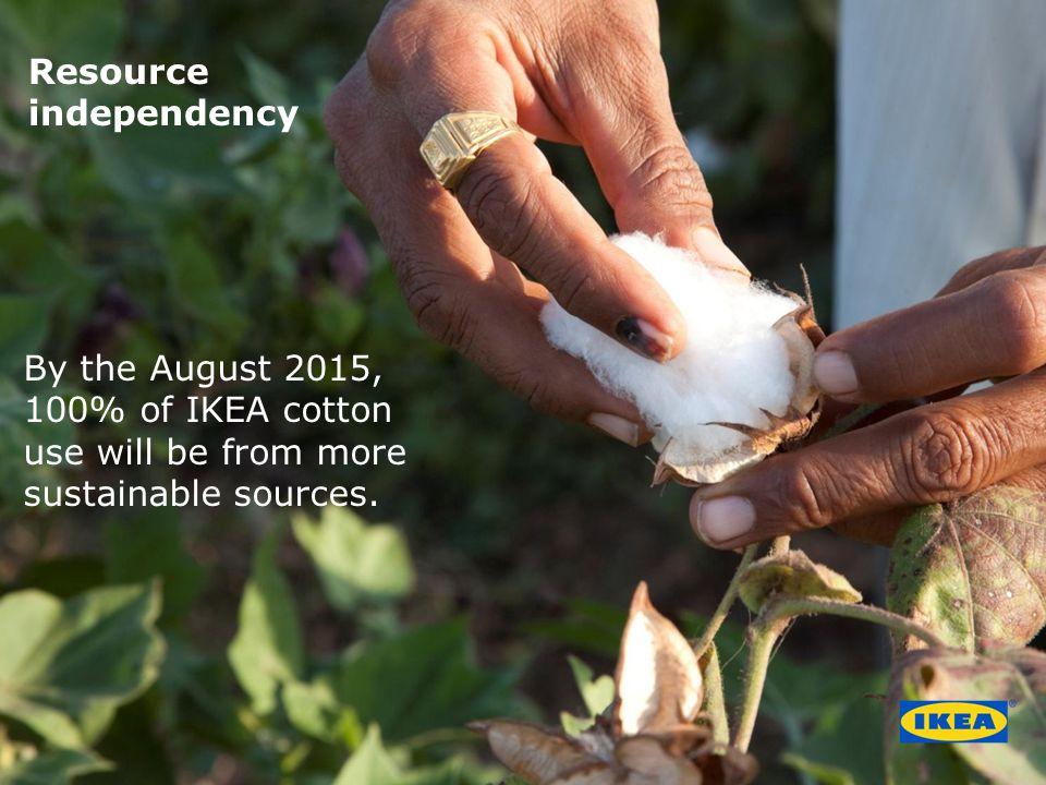 Resource independency