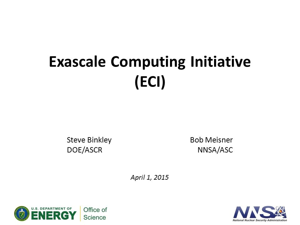 Exascale Applications Respond to DOE/NNSA Missions in Discovery, Design, and National Security