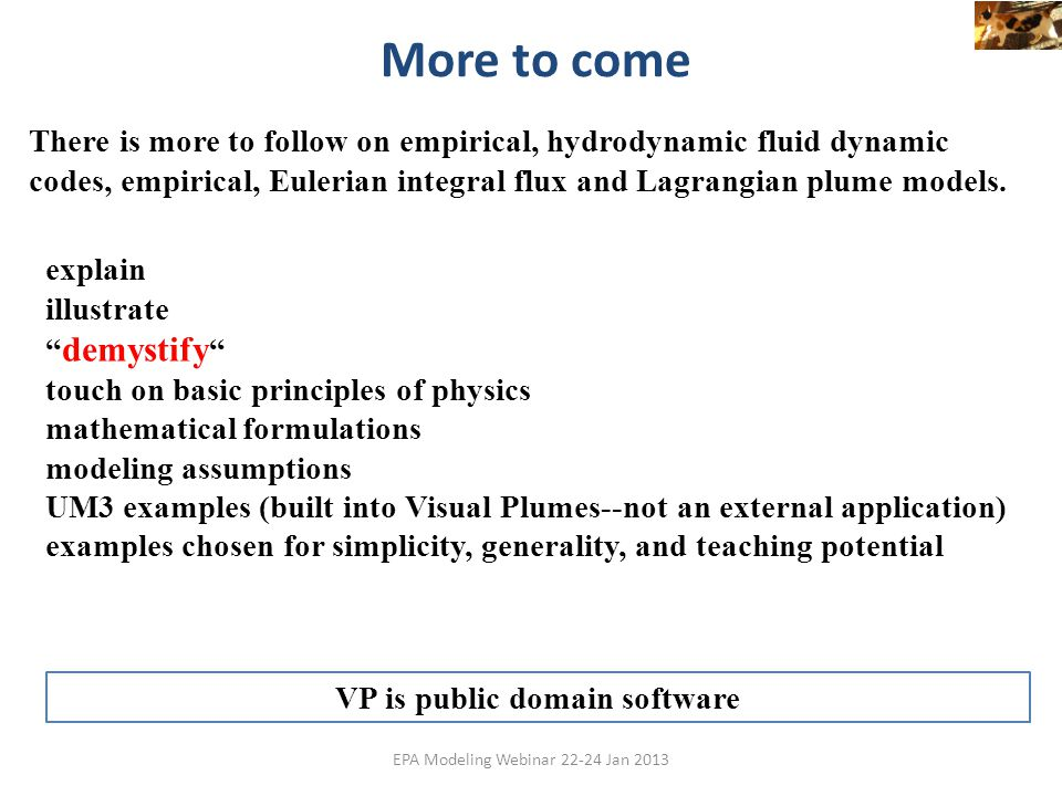 VP is public domain software