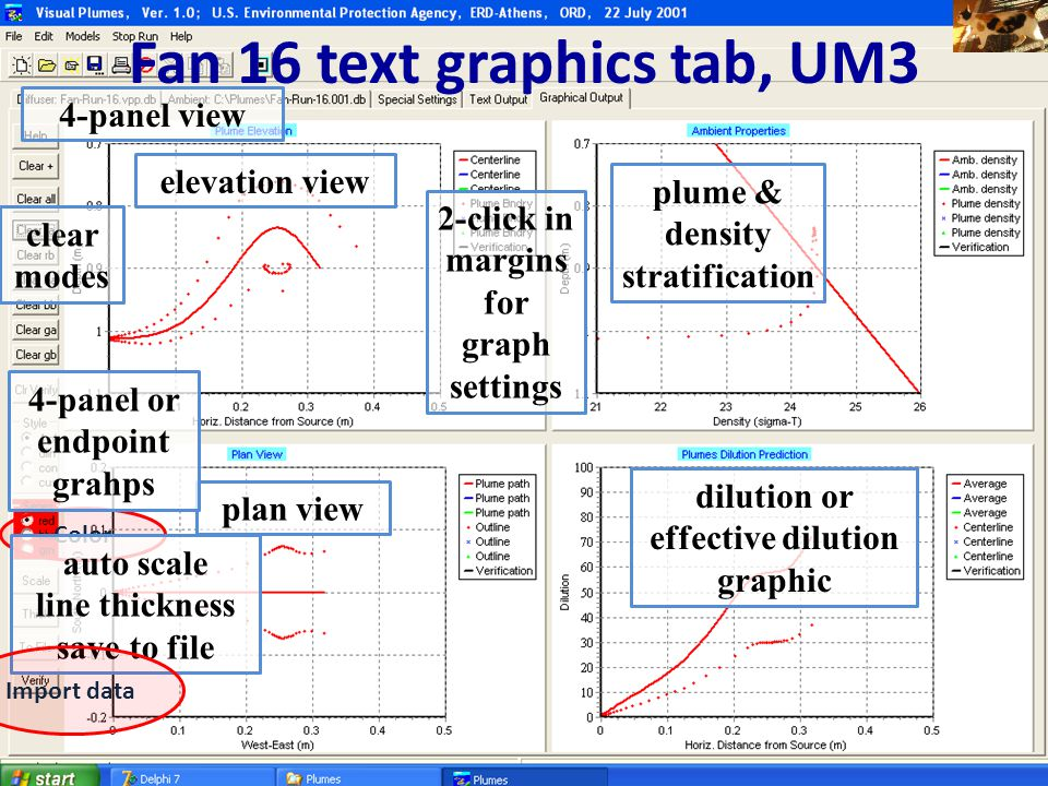 Fan 16 text graphics tab, UM3