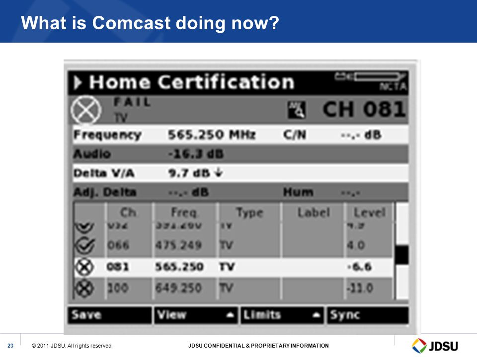 What is Comcast doing now