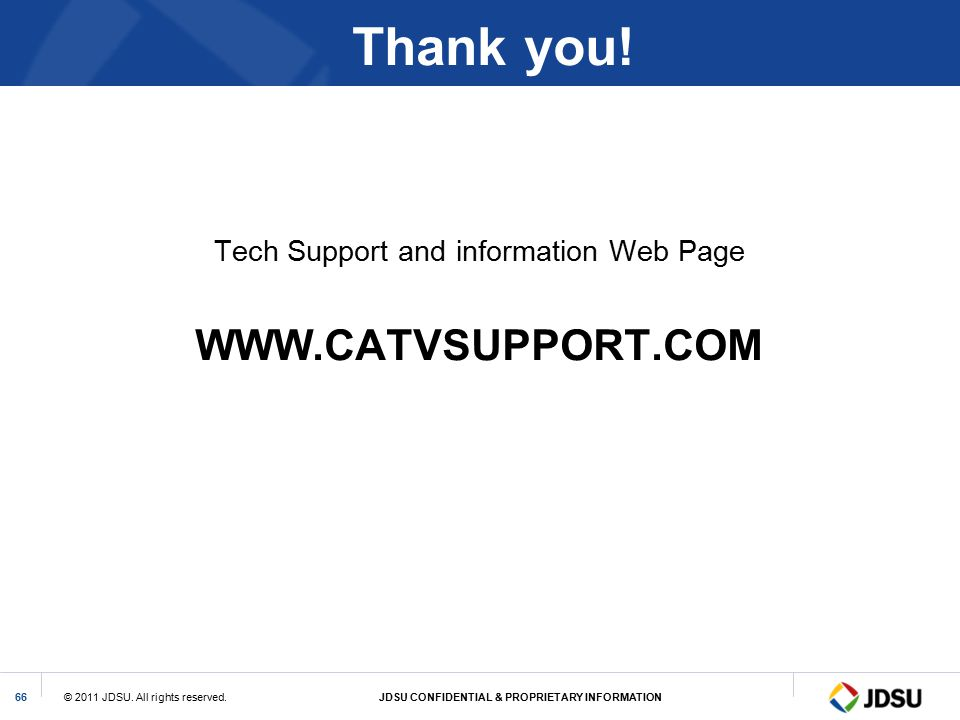 Tech Support and information Web Page