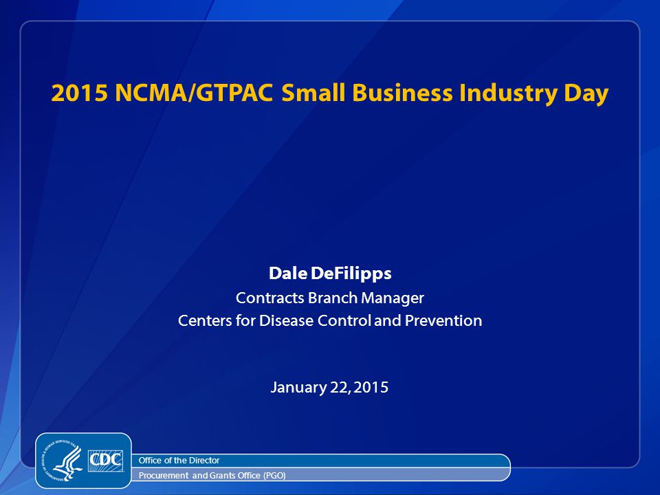 2015 NCMA/GTPAC Small Business Industry Day