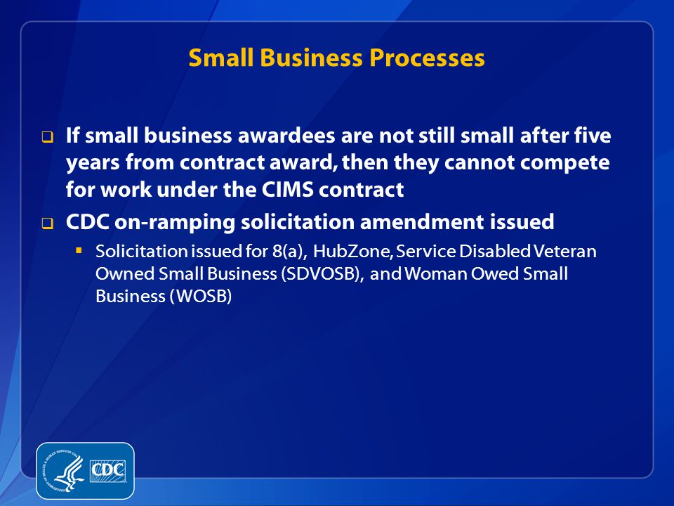 Small Business Processes